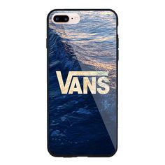 Red White Vans Logo Pattern Iphone 8 Plus Case In 2019 Phone Cases