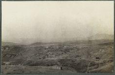 'June 1916: Part of 'Bird cage' Defences of Salonica - Near Baldza'