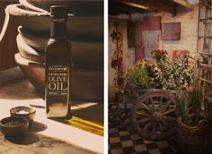 Brand elements for Schoon De Companje, Fanny Chanel and Nice to meat you. Nice To Meat You, Olive Oil, Packaging, Painting, Art, Art Background, Painting Art, Kunst, Wrapping