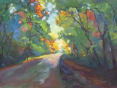 Louisiana artist Karen Mathison Schmidt