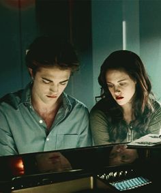 "Edward playing ""Bella's Song""......"