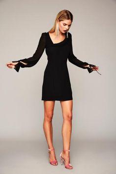 Doheny Dress - Black
