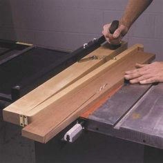Buy Woodworking Project Paper Plan to Build Tapering Jig at Woodcraft.com