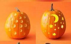 Výsledek obrázku pro dýně halloween šablony
