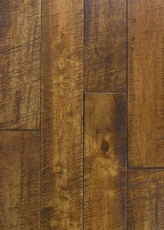 HANDWERX Hand Scraped Saw Mark Plank   Solid Hardwood Flooring