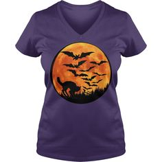 BEST SELLING - HALLOWEEN BATS CAT WOMEN'S T-SHIRTS - WOMEN'S T-SHIRT #gift #ideas #Popular #Everything #Videos #Shop #Animals #pets #Architecture #Art #Cars #motorcycles #Celebrities #DIY #crafts #Design #Education #Entertainment #Food #drink #Gardening #Geek #Hair #beauty #Health #fitness #History #Holidays #events #Home decor #Humor #Illustrations #posters #Kids #parenting #Men #Outdoors #Photography #Products #Quotes #Science #nature #Sports #Tattoos #Technology #Travel #Weddings #Women