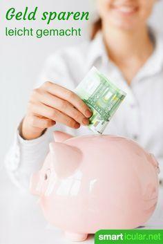 Die besten Spartipps: Egal ob im Haushalt oder unterwegs, es gibt viele Wege leicht etwas Geld zu sparen. Hier die besten Tipps!