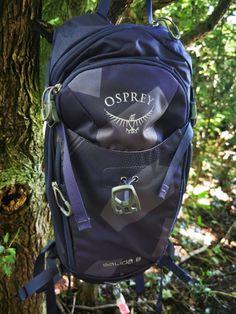 GEAR | Osprey Salida 8 Hydration Backpack - Review #osprey #walking #backpack #pack #luggage #bags #hiking #daypack #hikingpack #rucksack #hydrationpack