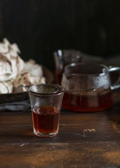 Drink Rooibos (and sweet desserts)