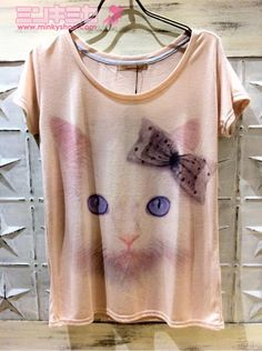 Dazzlin Candy Cat Tee Top... AHHH I NEED THIS