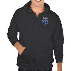 EMT Star of Life Shirts and Jackets