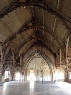 Utrecht, de Metaal Kathedraal