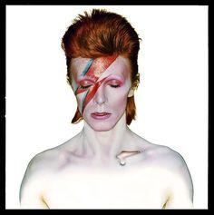 David Bowie, Aladdin Sane (Album Cover), 1973