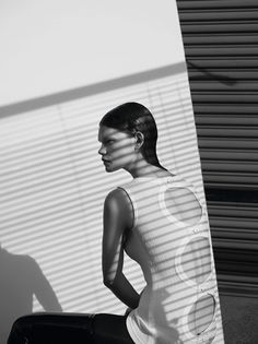 black & white: kelly mittendorf by jonas bresnan for french revue de modes fall / winter 15.16   visual optimism; fashion editorials, shows, campaigns & more!