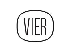 Identity for Belgian TV channel Vier, by Why Not Associates, London