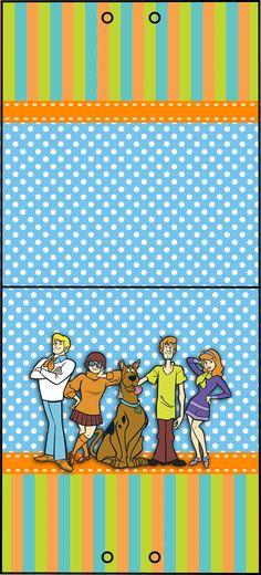 Kit digital Scooby doo   Montando minha festa