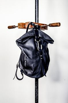 B37 BACKPACK - Dean's Leather Accessories - Los Angeles