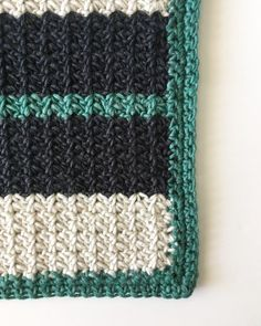 crochet spider stitch blanket