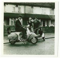 AN ORIGINAL FILM OF 1960S MODS - home cine to dvd--VESPA GS160 - LAMBRETTA TV200 | eBay