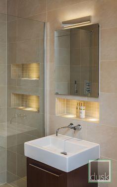 Astro Lighting Bergamo 300 LED Bathroom Wall Light - 0892
