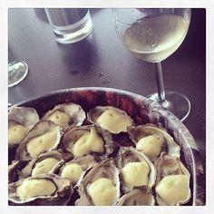 Espuma, nuocmam pour #huîtres et #muscadet Accords en Val de Loire !