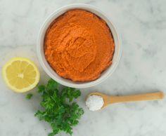 Quinoa Bowls with Romesco Sauce + Roasted Cauliflower   What Annie's Eating