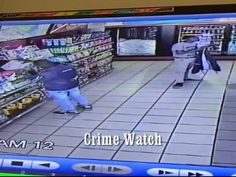 Watch robbery at a Total Garage in Vereeniging