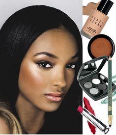 Beauty tips for dark skin tones | dropdeadgorgeousdaily.com