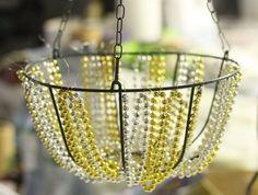 Coisinhas a Mais Etc e Tal: Luminária para Decoração de Festas