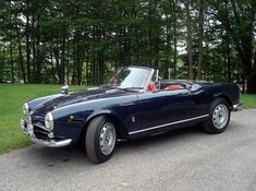 1962 Alfa Romeo Guilia Spider   Hemmings