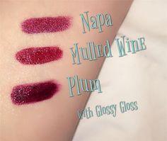 Napa Lipsense, Plum Lipsense, Lipstick Colors, Lip Colors, Lipstick Queen, Lip Art, Mulled Wine, Beauty Makeup, Health And Beauty