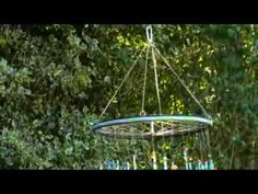 Upcycled Silverware Chandelier - YouTube- it's a tutorial!  Enjoy!  www.violette.ca Reuse, Upcycle, Cutlery, Fun Things, Wind Chimes, Repurposed, Recycling, My Arts, Artsy