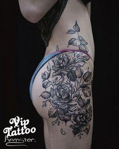Hamster @ VIP tattoo
