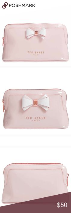 Ted baker large cosmetic bag New Ted Baker large cosmetic bag Ted Baker Bags Clutches & Wristlets