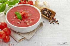Zupa pomidorowo-paprykowa - Dieta dr Dąbrowskiej | dieta warzywna efekty po miesiącu | dieta warzywno owocowa | oczyszczająca dieta