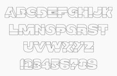 What If M.C. Escher Designed A Typeface? | Co.Design | business + design
