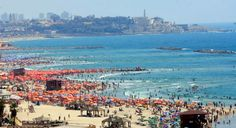 Israel's White City triumphs over Cape Town, Ibiza, Goa and even Phuket as the world's No. 1 sun-water-sand destination.