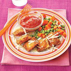 Fried Ravioli   MyRecipes.com