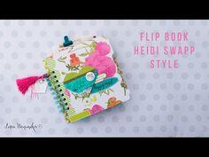 Flip Book 4 - Snail Mail - YouTube Fun Crafts, Diy And Crafts, Paper Crafts, Snail Mail Flipbook, Snail Mail Pen Pals, Mini Books, Flip Books, Envelope Punch Board, Pocket Letters