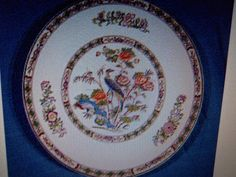 Retired Exotic Vintage for the Bride Wedgewood by josephine7075, $1500.00