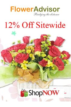 Flower Advisor Coupon Code: Get 12% Off Sitewide!