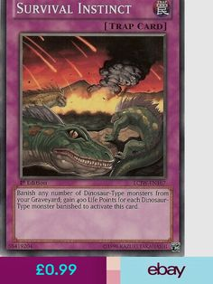 Yu-Gi-Oh! Individual Cards Collectables
