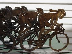 bicycle sculpture - Google Search