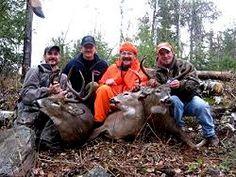 Hunting at Muskie Bay Resort