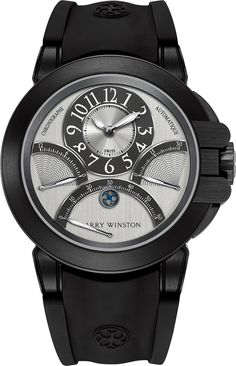 HARRY WINSTON OCEAN TRIPLE RETROGRADE CHRONOGRAPH WATCH
