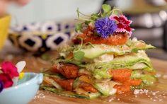 Receita de salpicão com salada verde especial - Comida.Org - GNT