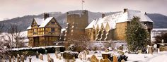 stokesay castle - Google Search