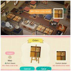 Animal Crossing Guide, Animal Crossing Qr Codes Clothes, Animal Crossing Pocket Camp, Sims, Motifs Animal, Animal Games, Island Design, Cool Designs, Custom Design