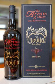 The Arran Devil's Punch Bowl Chapter II Single Malt Scotch Whisky
