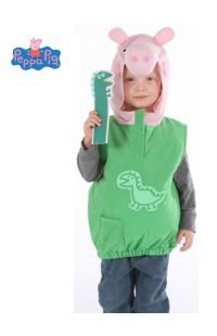 Peppa Pig's George Toddler Costume